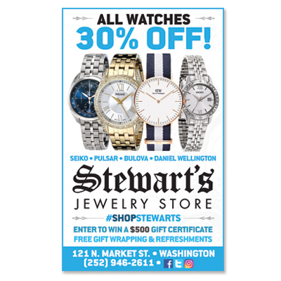 Stewart's Jewelry Store – Watches
