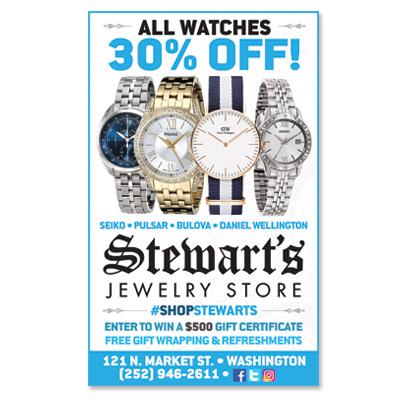 Stewart's Jewelry Store – Watches