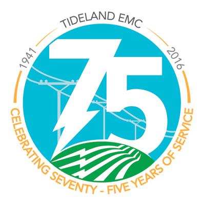 Tideland EMC – 75th Anniversary