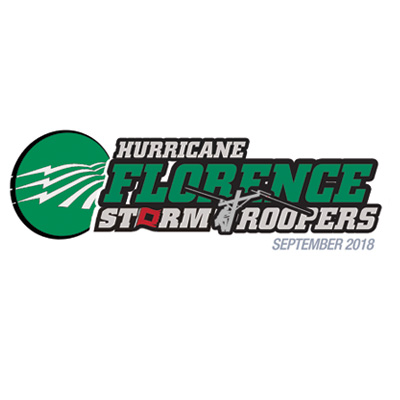 Hurricane Florence – Storm Troopers