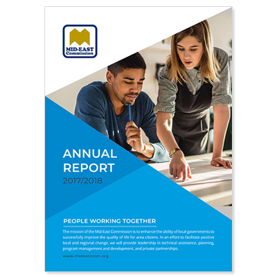 Mideast Commission – Annual Report