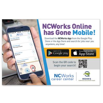 NCWorks Postcard