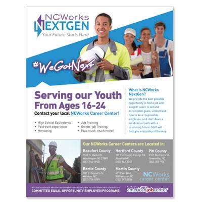 NCWorks NextGen Flyer