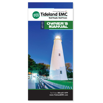 Tideland EMC – New Member Packet