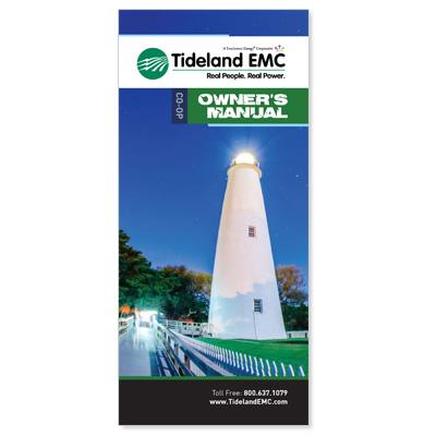 Tideland EMC – New Member Packet