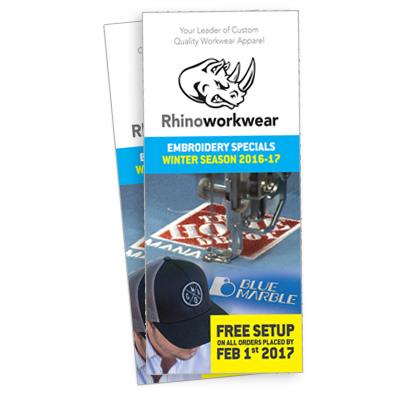 Rhino Workwear – Brochure